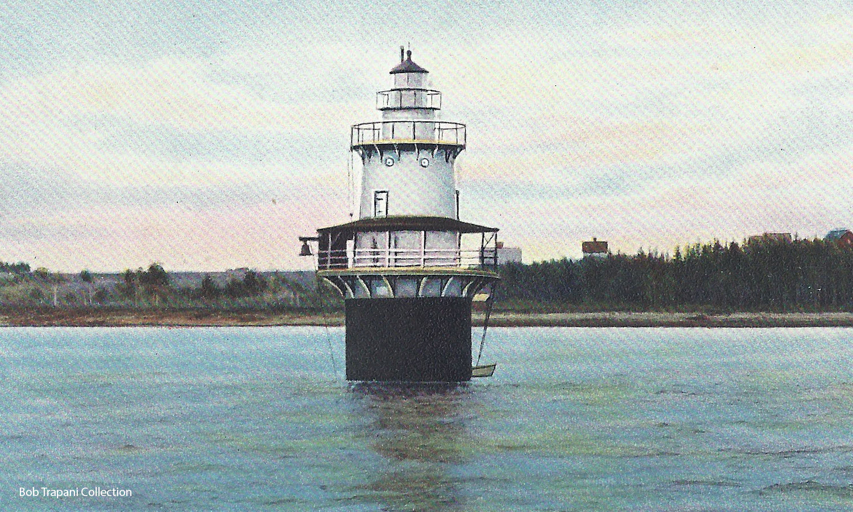 Crabtree Ledge Lighthouse