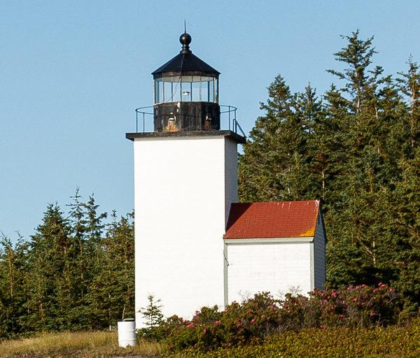 Deer Isle Thorofare Lighthouse