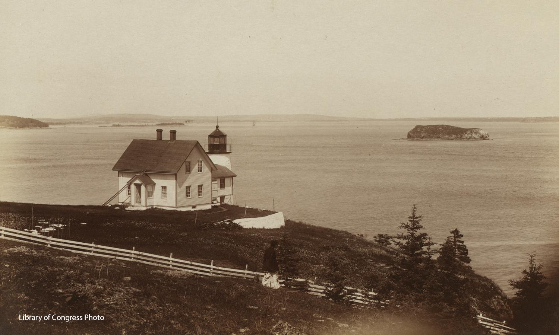 Eagle Island Lighthouse