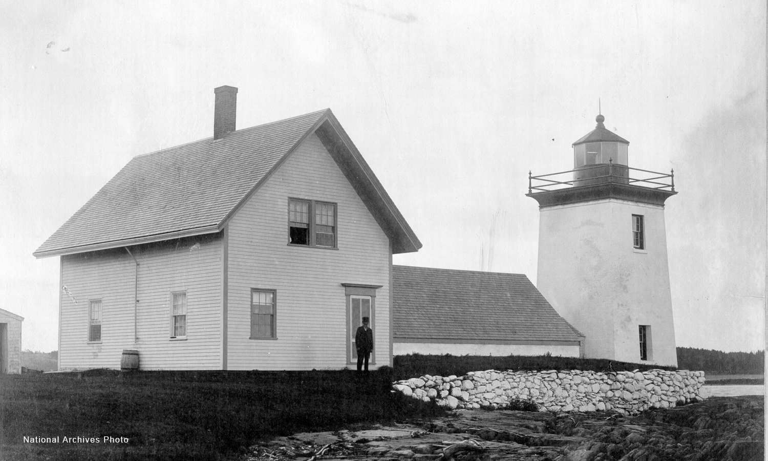 Grindle Point Lighthouse