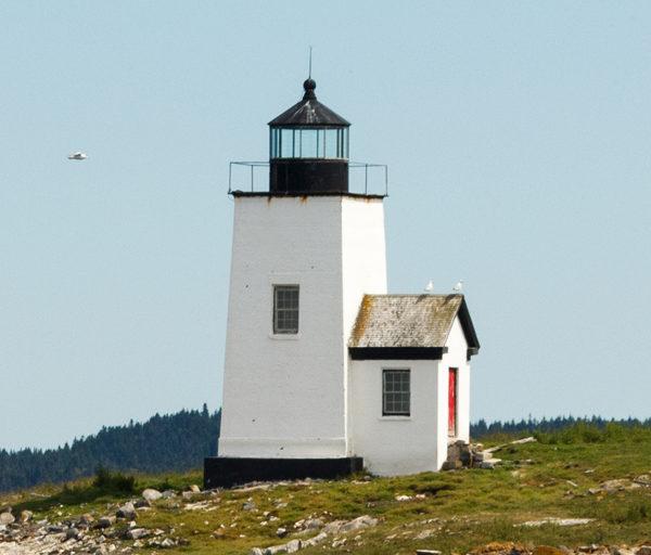 Nash Island Lighthouse