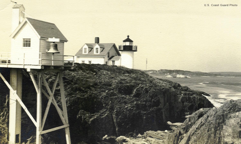 Pond Island Lighthouse