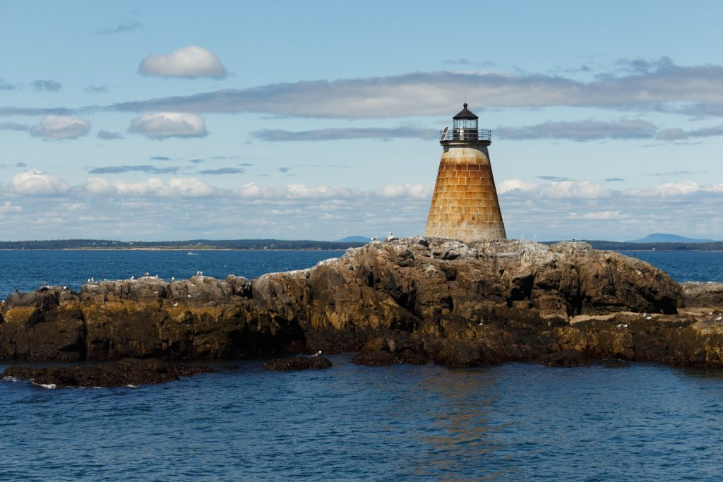 Saddleback Ledge Lighthouse