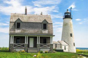 Wood Island Lighthouse