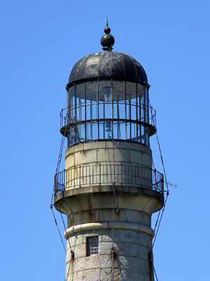 Boon Island lantern