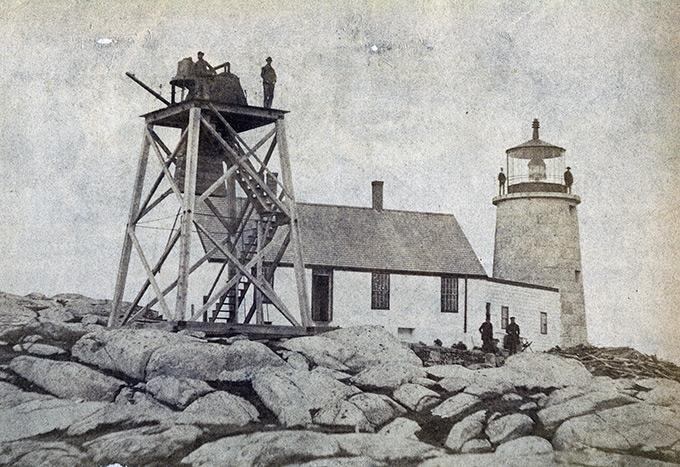 Whitehead Light Station