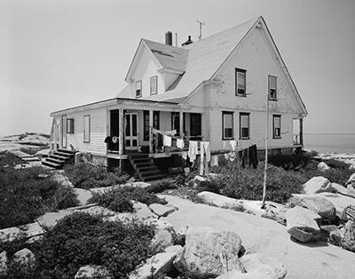 Keeper's House at Mount Desert Rock