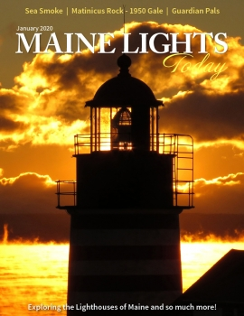 Maine Lights Today January 2020 Cover