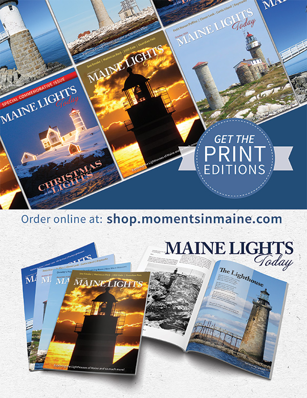 Maine Lights Today Print Edition