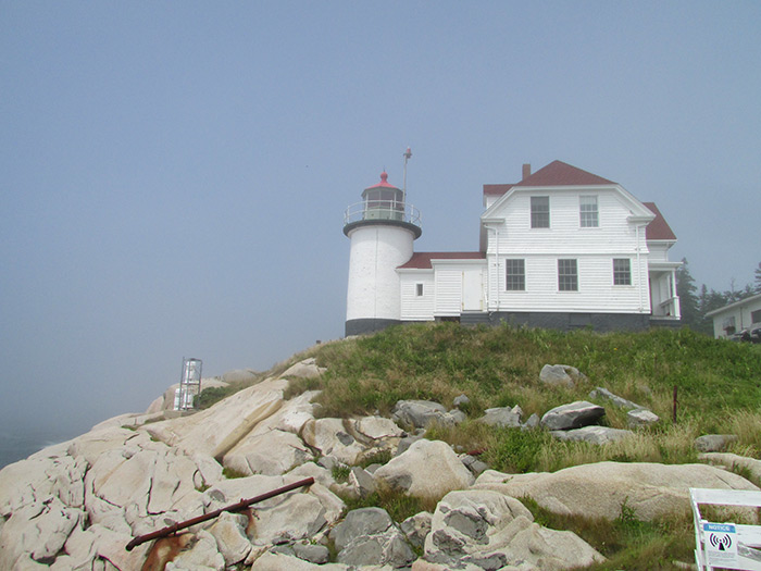 Heron Neck Lighthouse