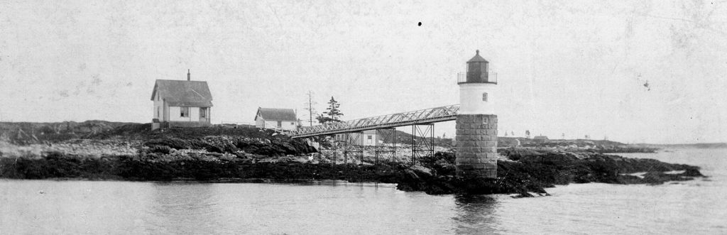 Ram Island Lighth Station