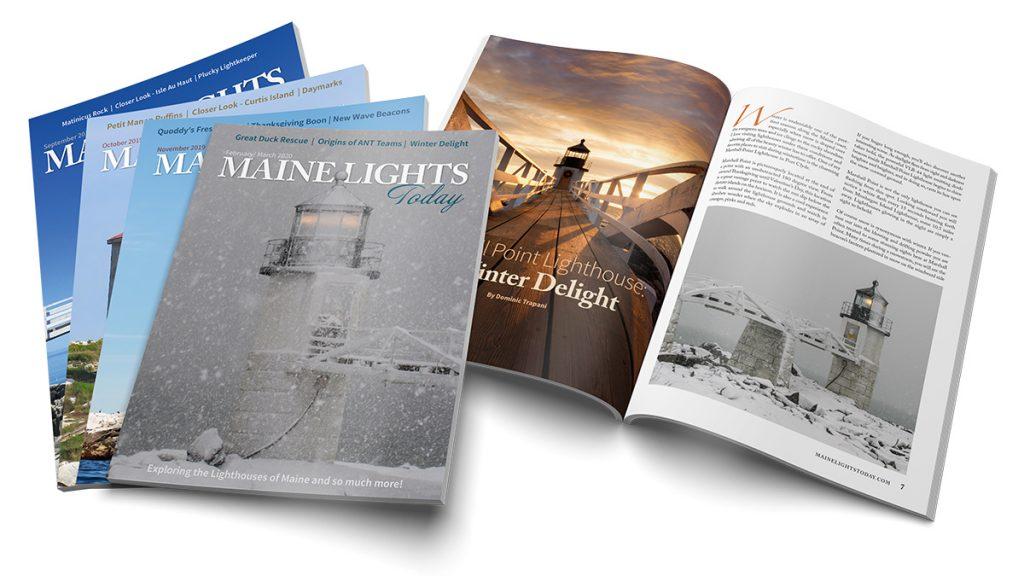 Maine Lights Today Magazine