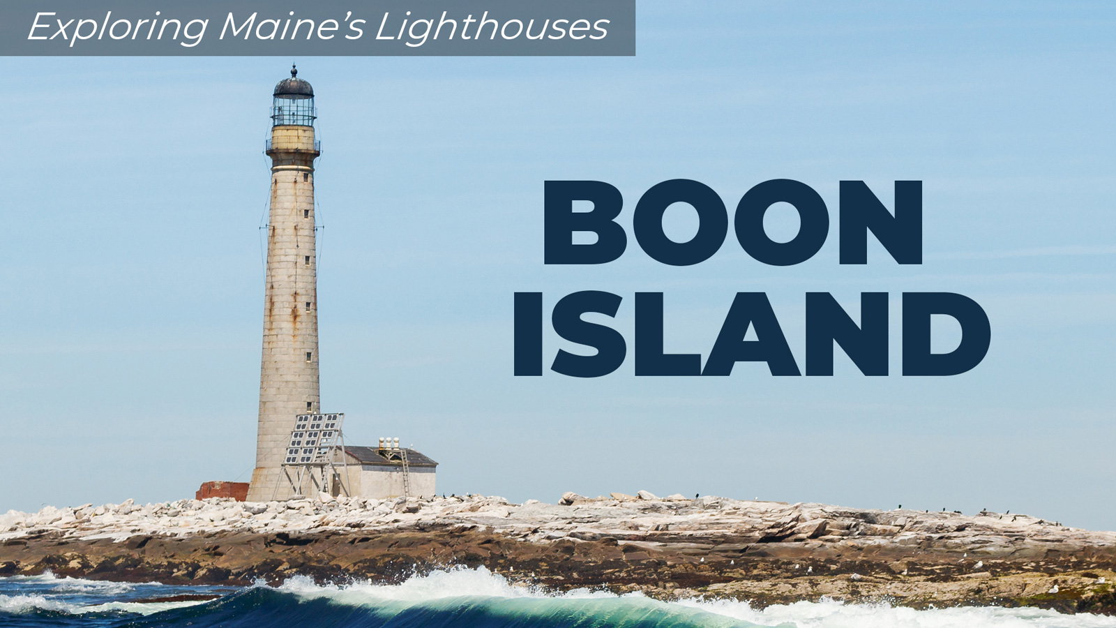 Boon Island Light Video