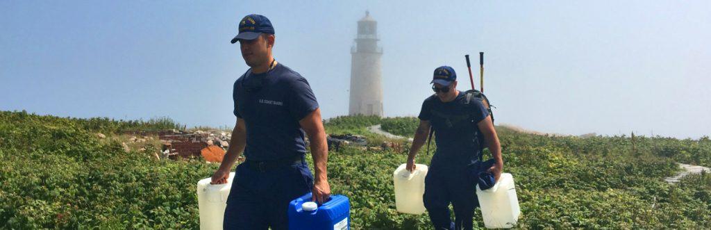 U.S. Coast Guard - Keepers of the Lights