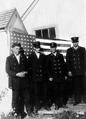 Matinicus Rock Lighthouse Keepers