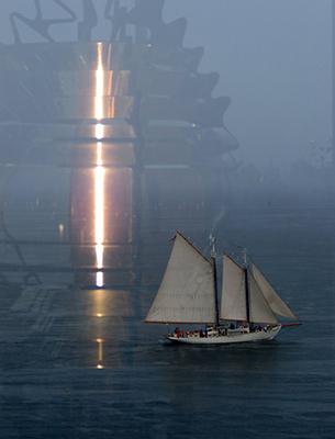 A guiding light
