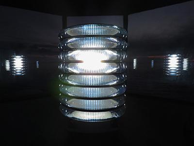 VLB-44 LED Beacon (8-tier)