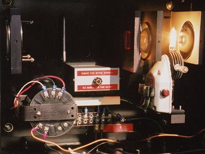 Inside an Align Light-601