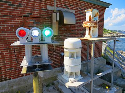 LED sector light