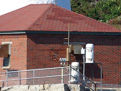 Portland Head whistle house