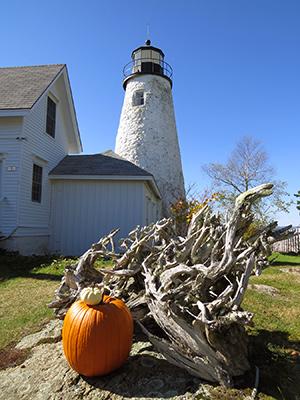 Dyce Head Lighthouse