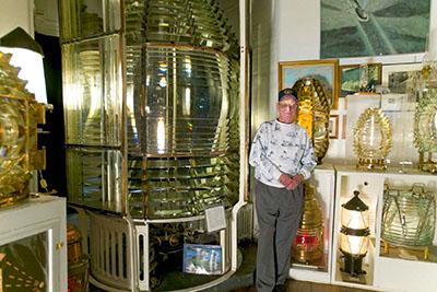 Ken Black - Mr. Lighthouse