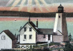 Dyce Head Light Presides Over Glimmerings of History