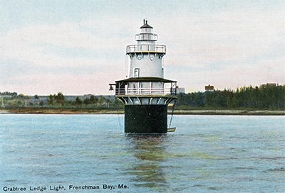 Crabtree Ledge Light