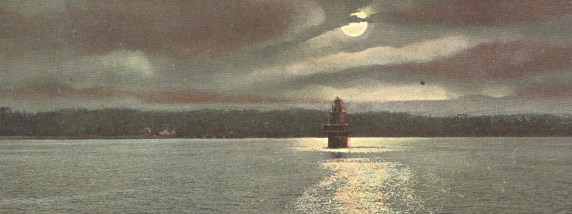 Loss of Crabtree Ledge Lighthouse