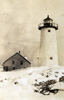 Libby Island 1877 lantern