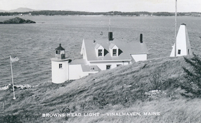 Browns Head Light Station