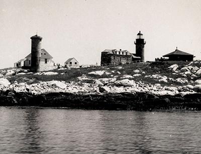 Matinicus Rock Light Station