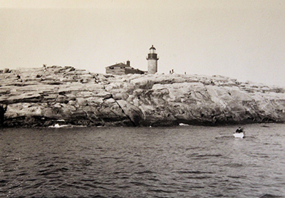 Matinicus Rock Light